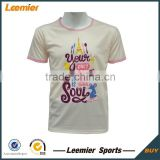 Sublimated Ice Cream Color Birthday Custom Kids T Shirts