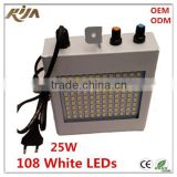 New SMD LED Strobe Lights Powerful LED Strobe Light White Pro+Sound Lighting DJ