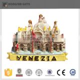 Hot sell resin venezia souvenir fridge magnet cities