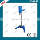 Pneumatic ink mixer/laboratory scale mixer/liquid agitator
