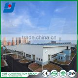 Made In China Metal Building Construction Projects Industrial Shed Designs Prefabricated Light Steel Structure