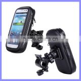 For LG G3/G4 Motorcycle Bicycle Phone Holder Mobile Phone Support Waterproof Bike Bag Case with Mount Holder