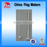 "17.7"" And 19.7"" Plastic Car Flag Holder For Car Window Flag"