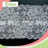 Factory direct wholesale bridal lace trim flower trim lace stretch lace