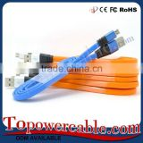China Factory Wholesale Cheap Mobile Micro-USB To USB Port Data Cables