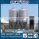 SRON Customized Poultry Feed Silo Used For Poultry Farming Equipment For Sale
