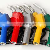 manual automatic oil station gasoline station Oil Nozzle Fuel Delivery Gun red green blue color