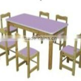 School furniture wooden table
