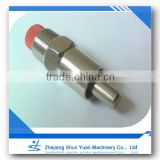 Manufacture of high quality automatic stainless steel pig nipple drinker and pig drinking grease nipple