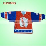 sublimation ice hockey jerseys & unique hockey jerseys & ice hockey goalie jerseys cc-029