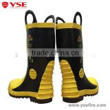 Fire safety boots ,mining safety shoes