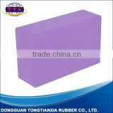 non-Toxic Recyclable EVA foam Yoga Block brick                                                                         Quality Choice
