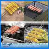 Disposable bbq grill wire mesh grill,bbq grill grates wire mesh,1cm circular bbq wire mesh(hebei company)