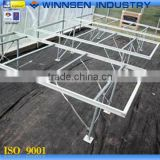High Qualiy Flower Stand Greenhouse Bench for Pot and Plants Use YS37001