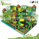 Jungle cheap kids plastic indoor playground equipment                                                                         Quality Choice