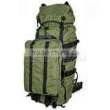 Military Tactical Backpack With Metal Frame using waterproof Cordura or 1000D nylon With Large Capacity