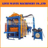 High quality product QT10-15 presse hydraulique carreaux de ciment concrete slab making machine