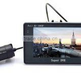 Newest High quality 4.3inch Android system 4X ZOOM GPS G-sensor wifi google map dashboard car camera