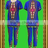 New milk fiber fashion women cl1016 African clothing women suit with low price high quality wholesale