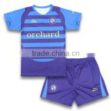 Best quality low MOQ quick dry custom soccer jersey/football shirts                                                                         Quality Choice