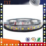 Made in ChinaSMD 5050 solar powered led strip lights DC 12V IP65 Waterproof 30Led/m with CE ROHS