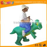 Halloween walking dinosaur inflatable costume                                                                         Quality Choice