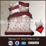 100% polyester microfiber bed sheet china alibaba new product