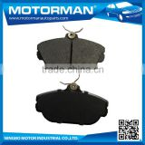MOTORMAN Passed SGS Test OEM all type durability disc brake pad D601-7479 for FORD TAURUS
