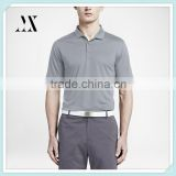 New Arrival High Quality Mens Standard Fitted Golf Shirts 100% Polyester Golf Polo Shirt Custom
