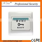 Plastic Exit button/Push Button/Door release button switch for door access control system X03