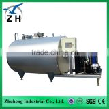 stainless steel milk tank for pasteurizing equipment