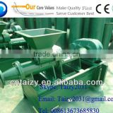 High efficiency and bet selling charcoal briquette extruder machine