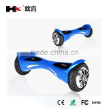 bluetooth hoverboard two wheel smart electric scooter 6.5/8/10 inch HX balance wheel self balancing board