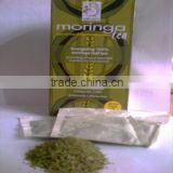 Private label Moringa tea bags 20x 1.5g