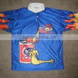 100% polyester Custom flag football jerseys