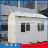 Easy to transport especially for regular replacement of construction units container house