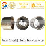 High quality sintered oil copper bearing/bimetal bronze steel bushing/sintered oil iron bearing