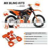 CNC Billet Bling Kits Accessories For Motocross