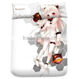 New Shinkaisei Kan - Kantai Collection Japanese Anime Bed Sheet with Pillow Covers Blanket 2