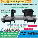 Automatic Media H3 Take Up Reel for Mutoh/ Mimaki/ Roland/ Epson Printer--220V