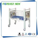 YXZ-011B Hospital baby bed flat iron children's Care beds