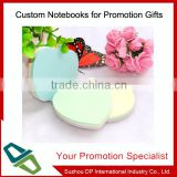 Advertising Sticky Note Pad & Custom Size and Shape Sticky Note Pad