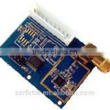 1.27mm spacing CC2530 low cost zigbee module for lamp control lower cost directly testing
