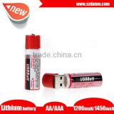 Hot Sale rechargeable battery AAA 1.2V 900mAh lithium battery aaa rechargeable bat1.2v nimh aaa recharge battery
