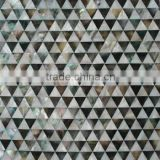 Triangle Shaped Mosaic Tiles Shell Mosaic Tiles Beautiful Mother of Pearl Mosaic Tiles Sea Shell Mosaic Tile