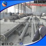 Freeson concrete cement electrical electric pipe pole pile making machine