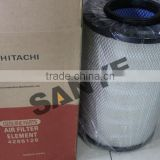 HITACHI Excavator Spare Parts, air filter 4286128 for HITACHI EX230 Mase In China