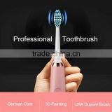wholesale promotional product sonic electric toothbrush rotation oscillation toothbrush HCB-208