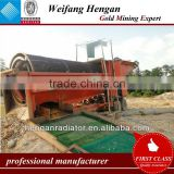 River sand mining equipment drum screen machine