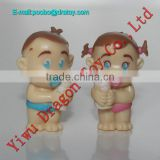 factory wholesale novelty pvc baby toy